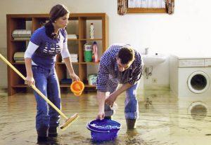 Wasserschaden - Wir helfen Ihnen bei Wasserschaden